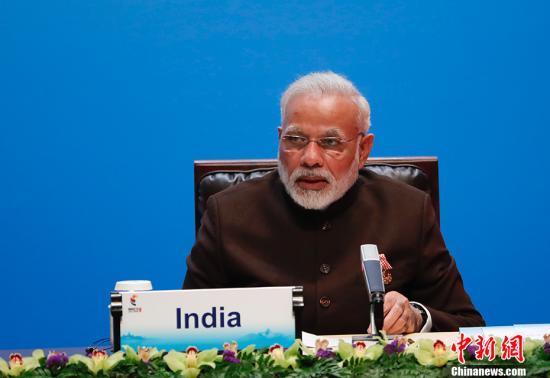 印度总理:印度将在未来五年内停用一次性塑料制品