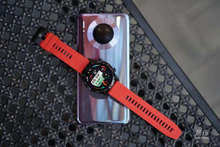 当华为Watch GT 2 换成麒麟芯 它与手机的联动又多了一些
