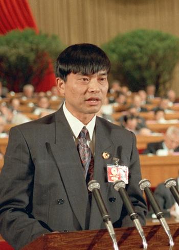 刘永好:1993年,我代表私营企业家登上人民大会堂