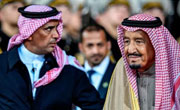 沙特国王保镖被朋友枪杀