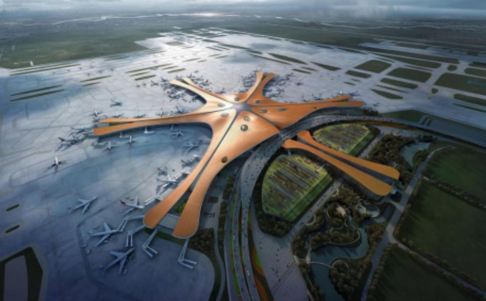 Aibee助力大兴机场近200家门店采用AI解决方案