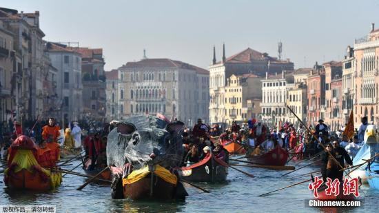 """威尼斯维护景区出""""新招"""":这些商品将被禁售"""