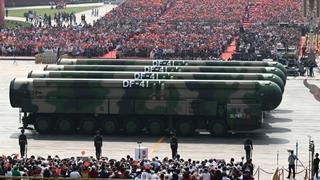 """外媒:东风-41是""""这个星球上最强大的导弹"""""""