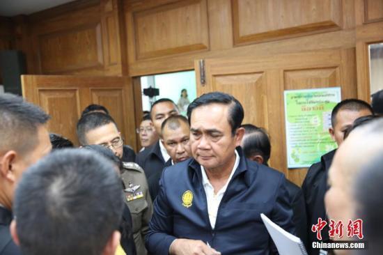 曼谷拥挤、污染严重 泰总理巴育:或考虑迁都