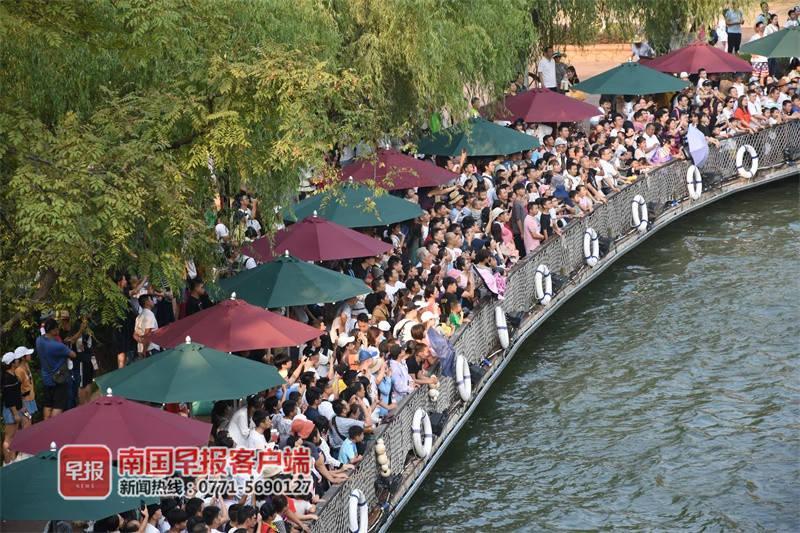 注意!桂林部分景区人数达上限,景区发布提醒建议错峰购票