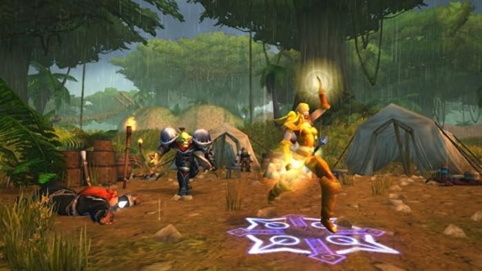 《魔兽世界:怀旧服》第二阶段更新日期曝光