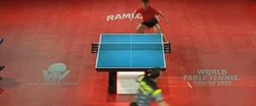 乒乓球瑞典公开赛:中国获三项双打冠军