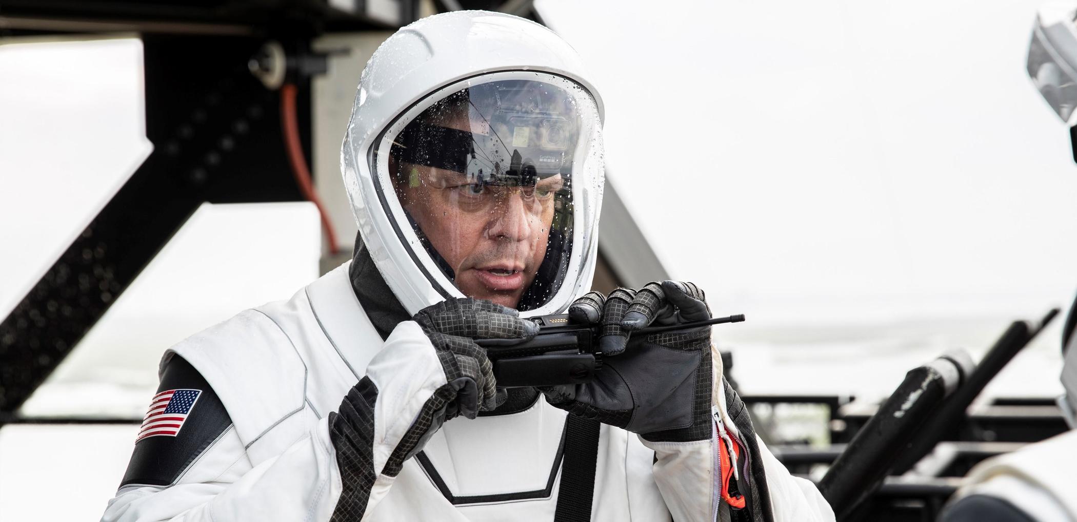 载人龙飞船准备就绪!SpaceX与NASA成功测试逃生系统