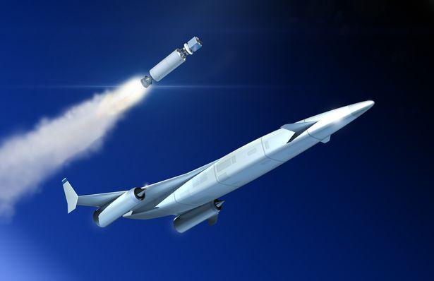 英企业将研发超音速飞机引擎 已获上亿英镑投资