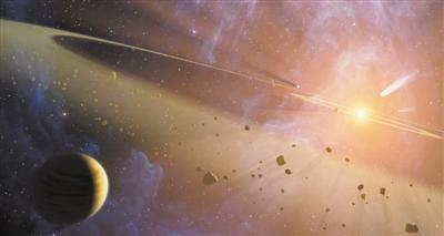 奥鲁斯可能包含太阳系起源信息