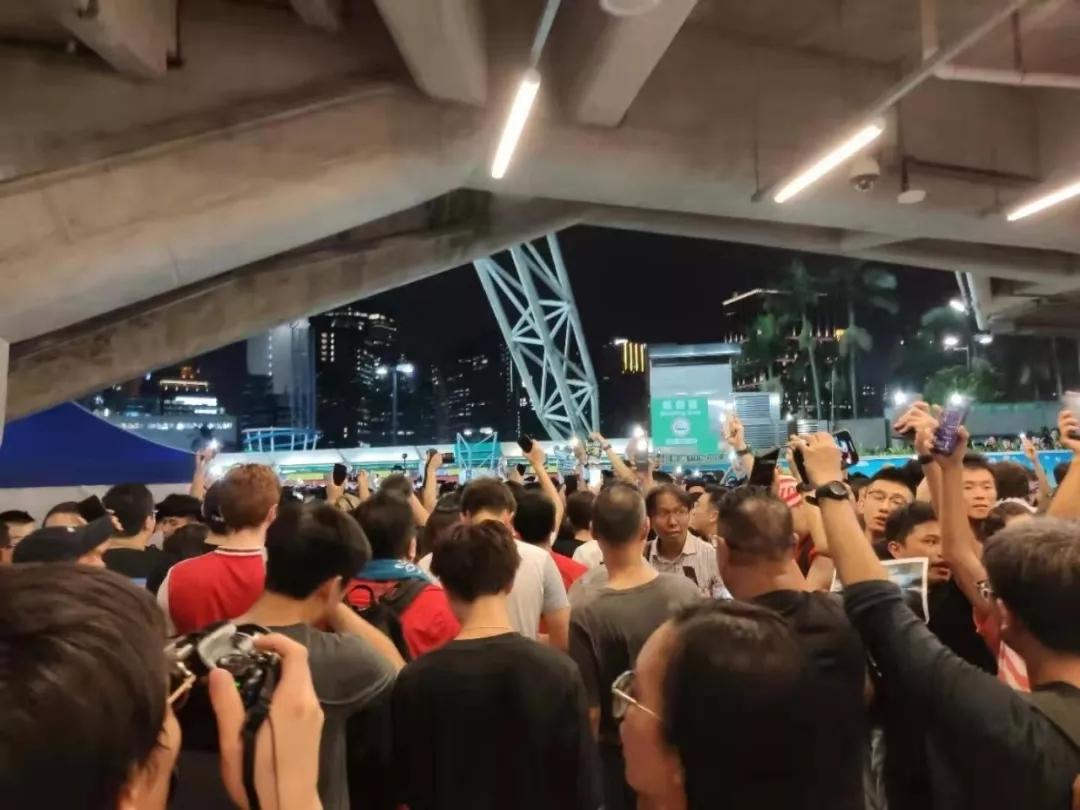 球迷嘘国歌,国际足联向香港足总开出罚单