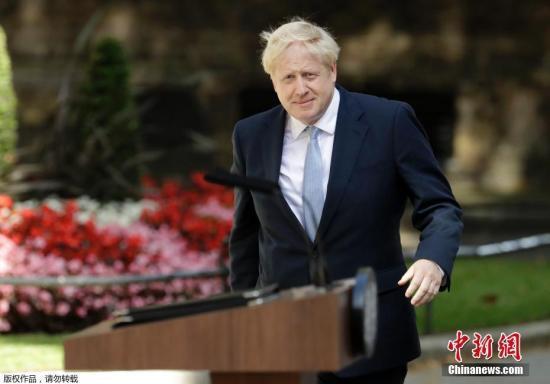 """为脱欧协议做""""最后冲刺"""" 英首相将会晤爱尔兰总理"""