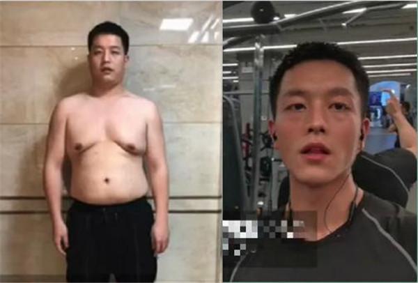 杭州小伙3个月减重108斤,秘籍竟在天猫小黑盒