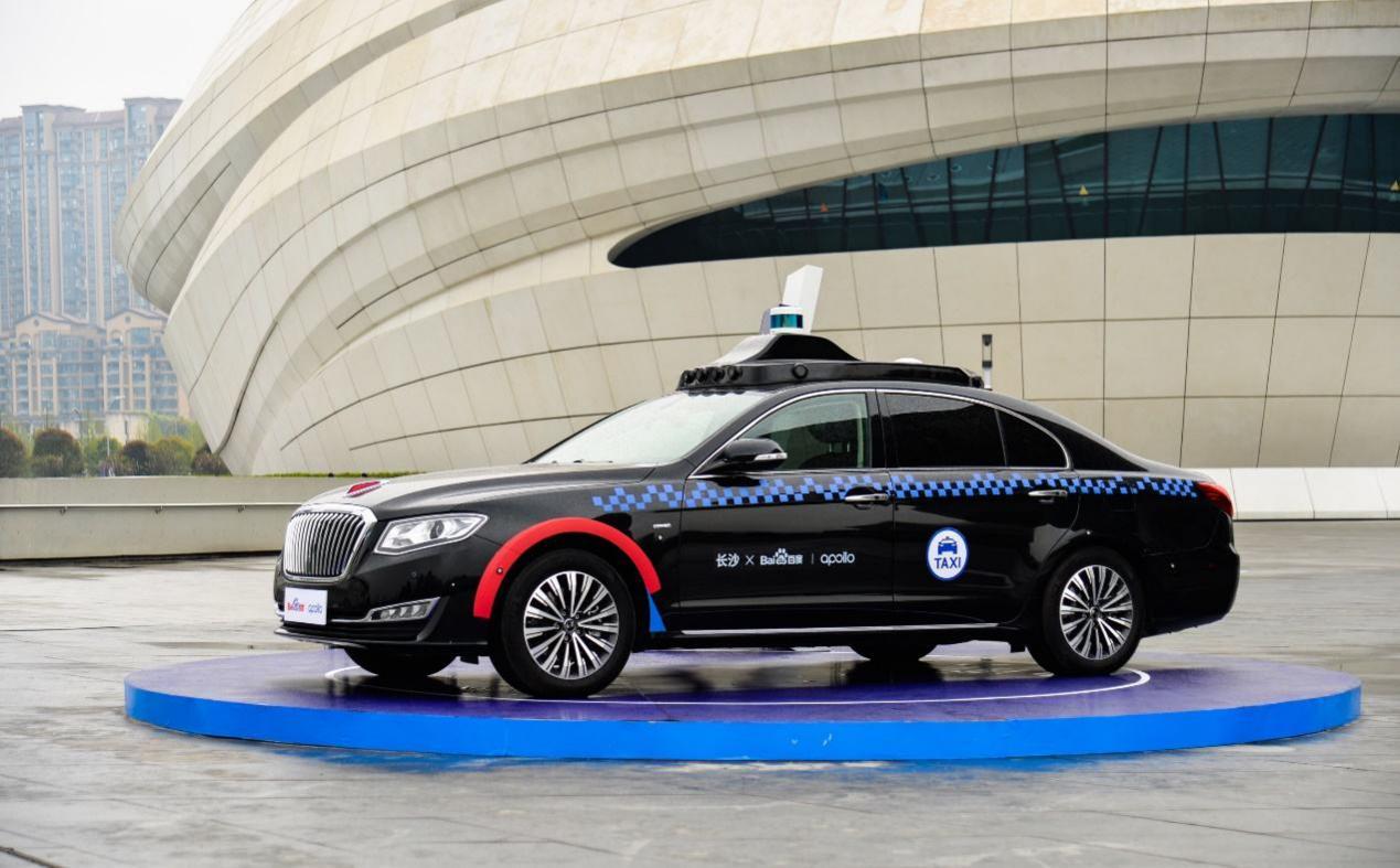 <b>除了岳麓山还有李彦宏的无人驾驶出租车,长沙成新网红城市</b>