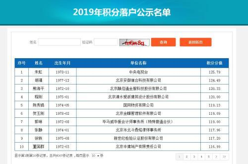 北京积分落户名单公示,这6007人凭啥入围?