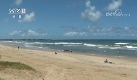 巴西东北部原油污染面积持续扩大