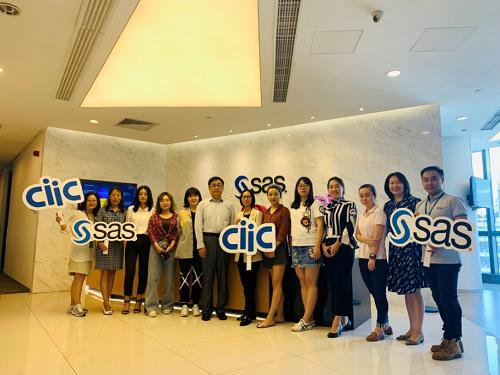 中智北京携手SAS赛仕软件研发中心,探讨优秀企业文化