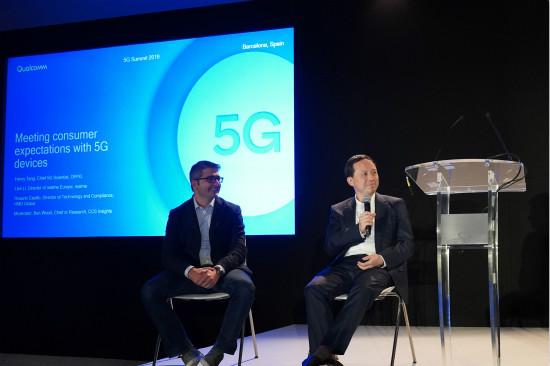 OPPO唐海:OPPO将在年底前全球首发高通双模5G手机