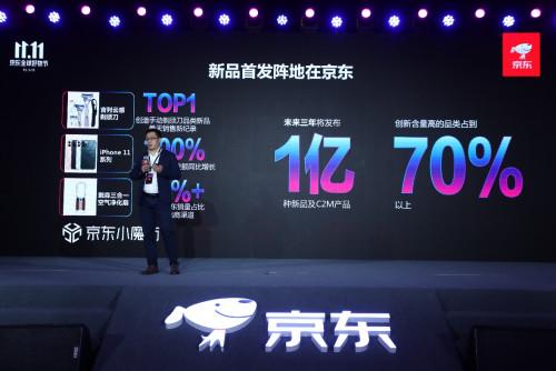 未来3年发布1亿种新品 创新品类达70% 京东底气从何而来?