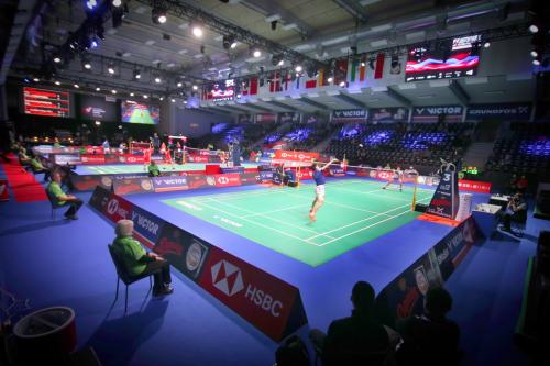 十月丹麦,赛事正酣——皇冠丹麦曲奇冠名2019 Danisa丹麦羽毛球公开赛