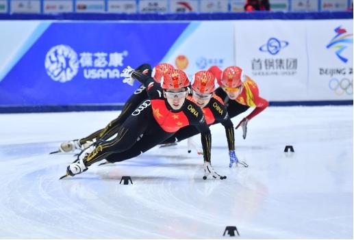 USANA葆婴助力速度滑冰和短道速滑国家队直通国际比赛选拔赛