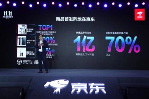京东供应链再占高地,京东小魔方未来3年发布1亿种新品及C2M产品