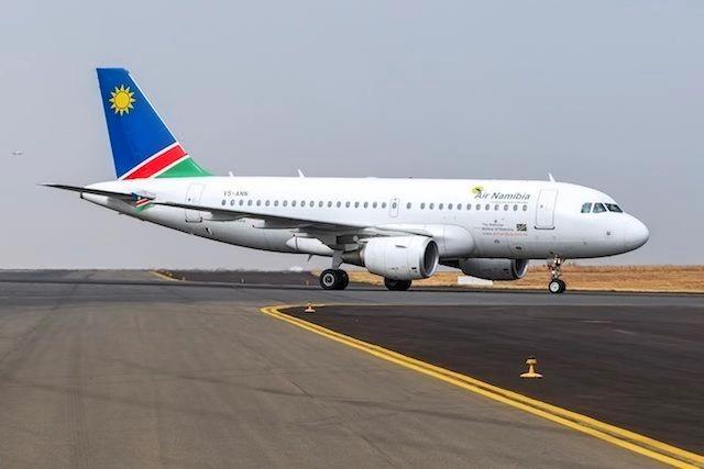 南非机场停飞所有纳米比亚航空公司航班
