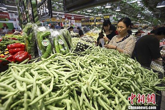 农业农村部:秋季蔬菜供应充足 后期菜价回落期或延长