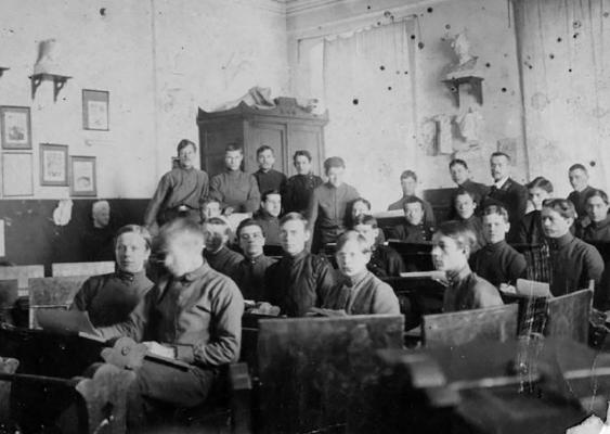 沙俄时期失败的古典中学教育