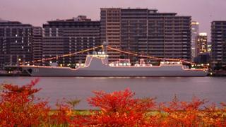 中国海军时隔十二年故地重游:楼还是那些楼,但军舰已今非昔比