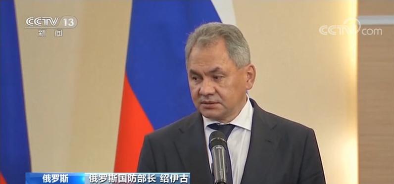 俄罗斯国防部长:约五百名被关押武装分子趁乱逃离