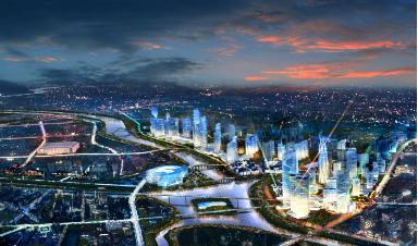 北京远洋新光中心亮相第24届澳门国际贸易投资展览会 助力区域发展 肇创时代新章