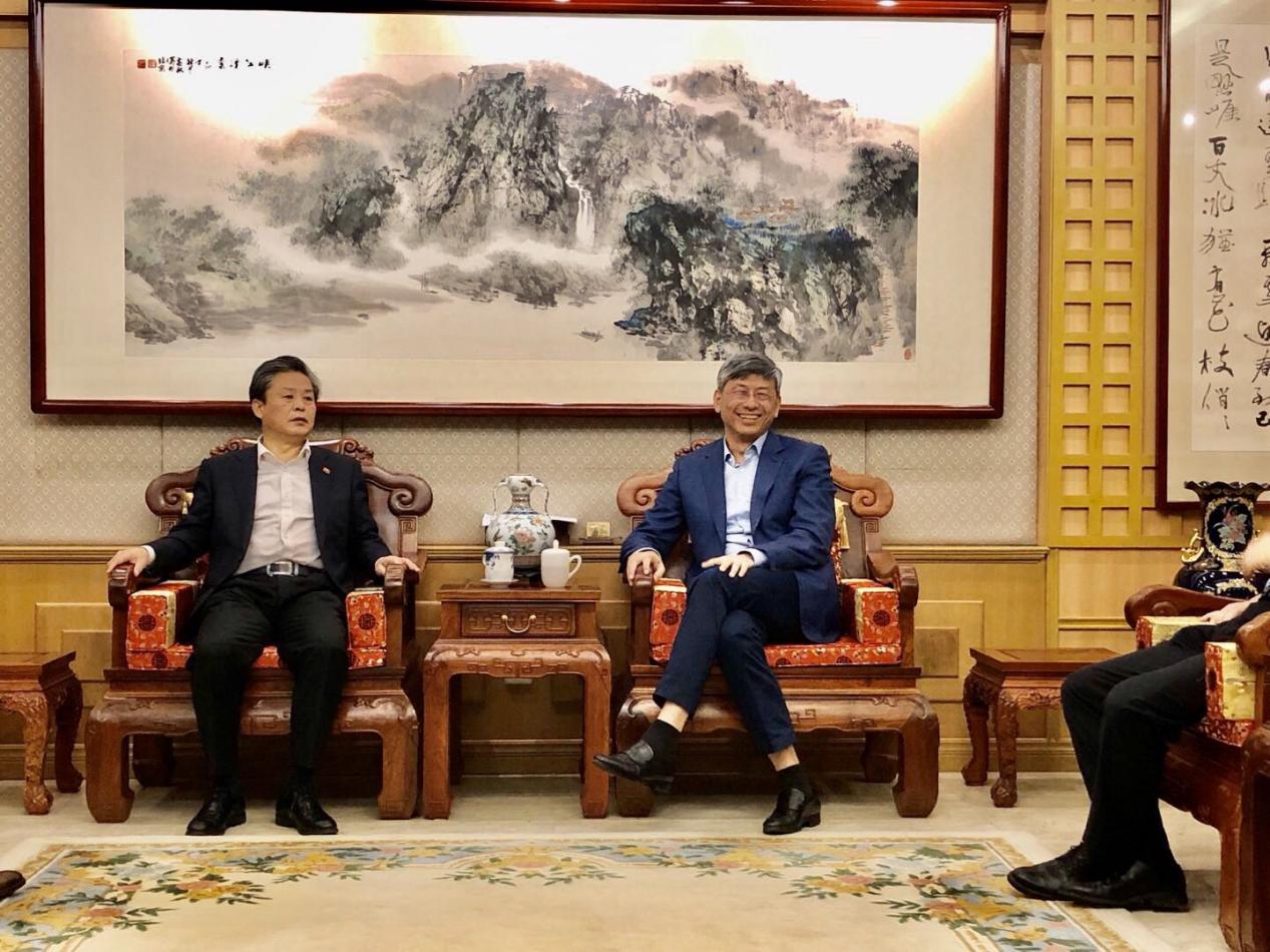 采访中国驻缅甸大使陈海:中缅关系发展进入新阶段