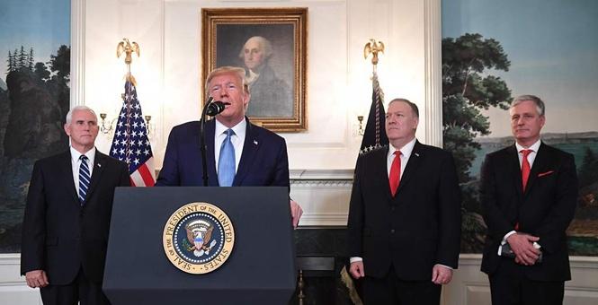 美国宣布解除对土耳其制裁