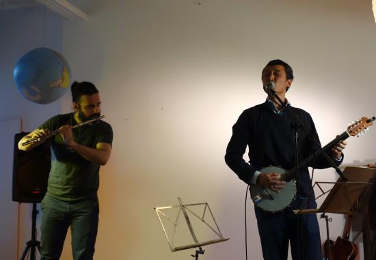 大忘杠乐队打造跨文化、跨边界的音乐