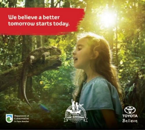"""本土游学品牌""""Apple妈咪"""",受邀新西兰环保部,推广""""丰田自然守护者""""项目"""