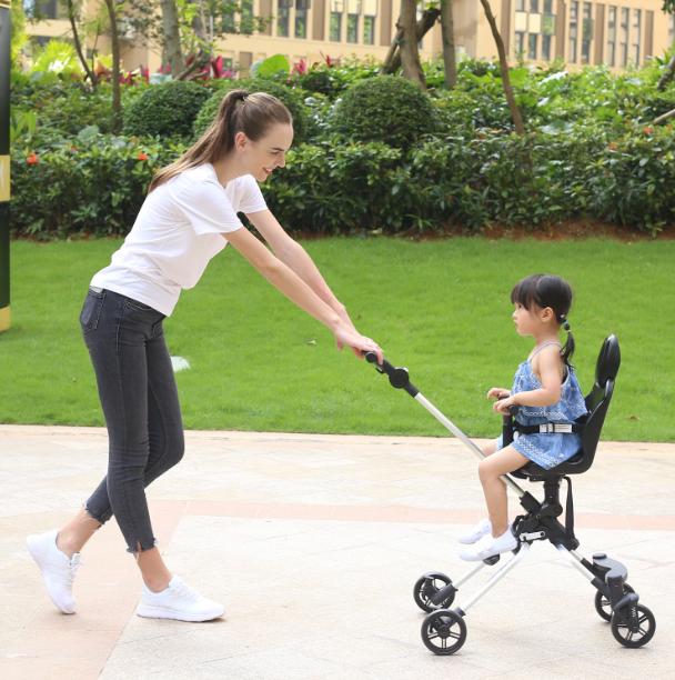 喜孩子儿童车:一个小零部件竟能威胁孩子生命