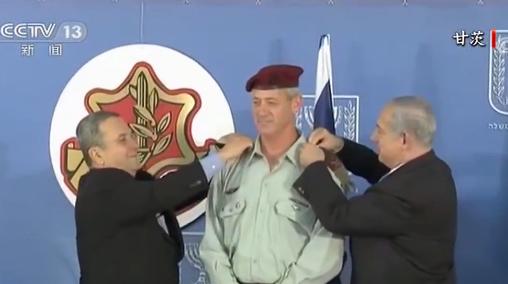 以色列蓝白党领导人甘茨获组阁权
