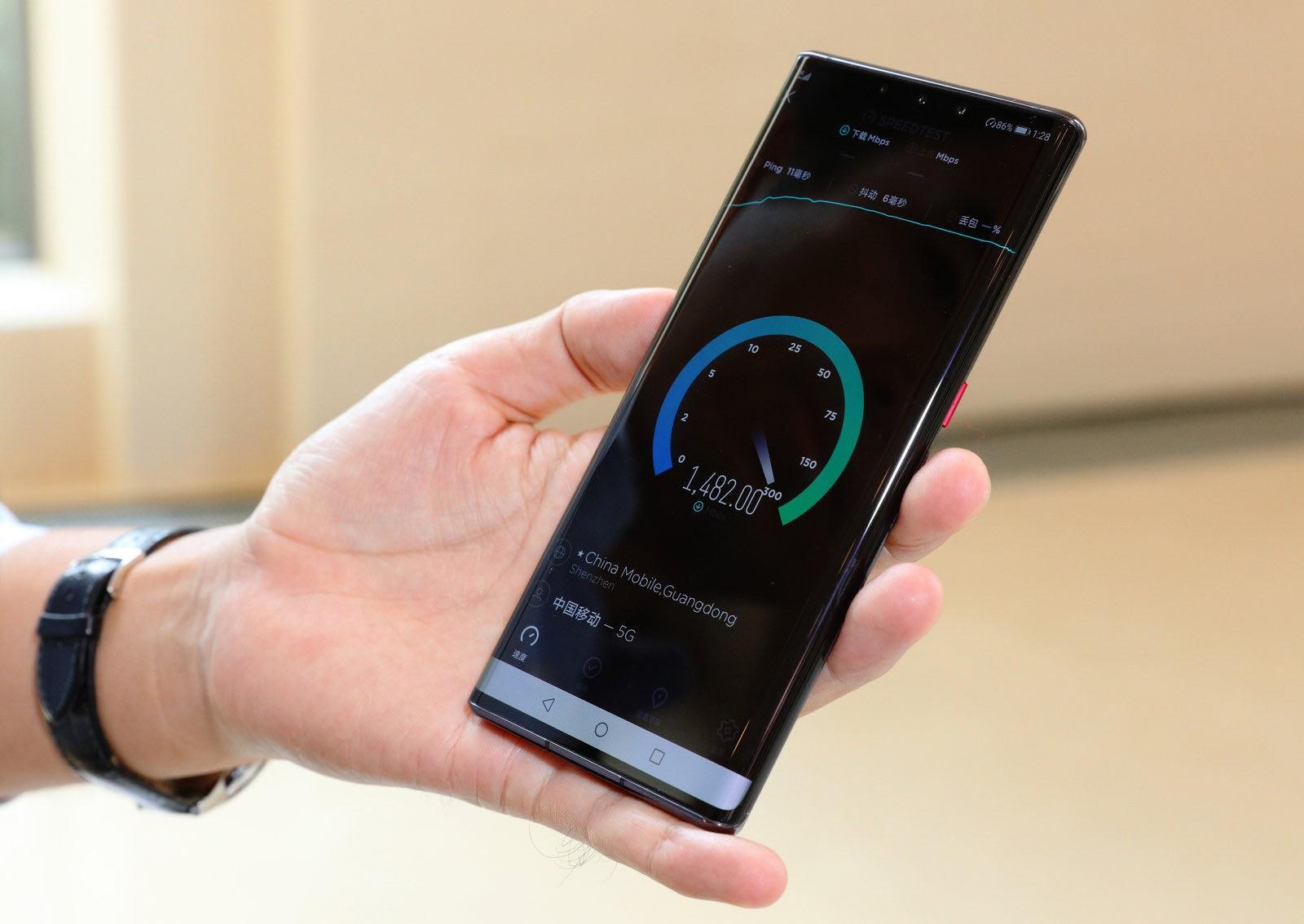 华为Mate30系列5G版上市:使用首款5G爆品是怎样体验?