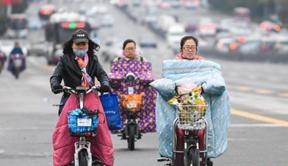 新一股冷空气将影响中国