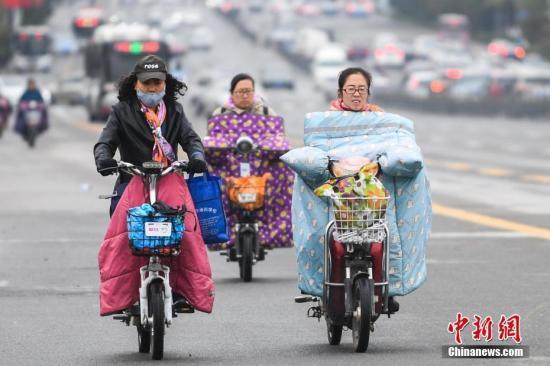 西南地区阴雨天气持续 新一股冷空气将影响中国