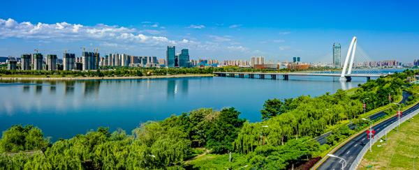 美丽中国,绿色先行