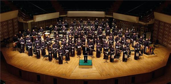 「民乐翘楚」香港中乐团 上海、保定、哈尔滨、临沂 呈献音乐盛典