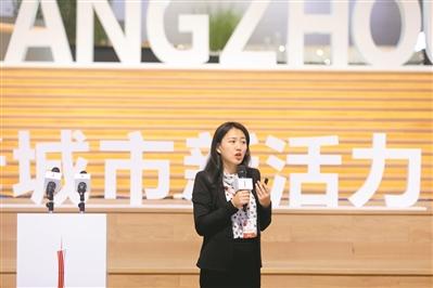 刘倩:广州的转型非常成功