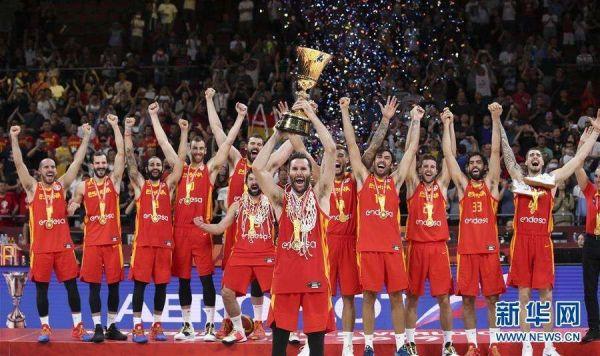 "<b>""2019年篮球世界杯""奖牌诞生记</b>"