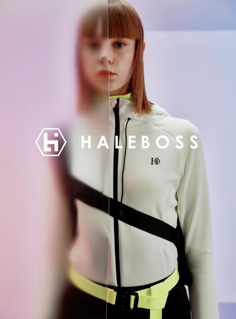 来自于法国的轻奢运动品牌——HALEBOSS,打破运动与时尚的界限
