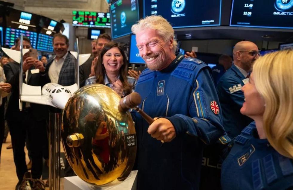 """首家太空旅游公司上市!它的""""旅游""""项目一次176万元,已有603人预定"""