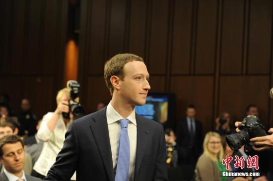 """不审查政治广告惹争议 """"脸书""""员工请愿吁改规定"""