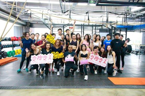 <b>HORMOVE ACTIVE携手炼域健身燃炸上海,掀起中国潮流健身风暴</b>