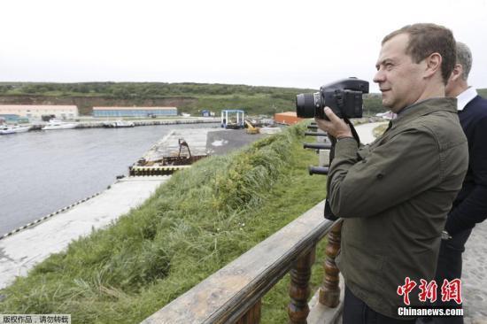 日俄争议岛屿试行观光启动 比原计划推迟20天